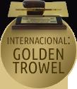 PRÉMIO GOLDEN TROWEL